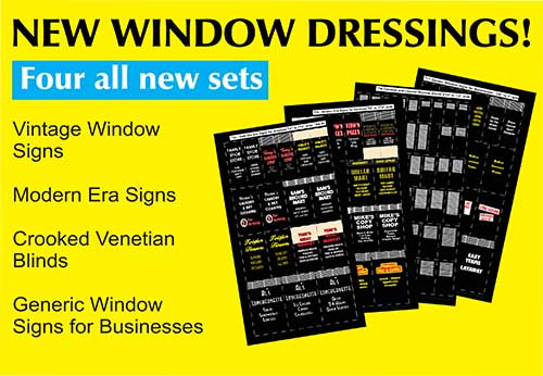 New Window Dressings